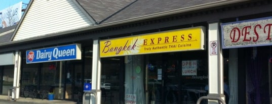 Bangkok Express is one of Locais curtidos por Douglas.