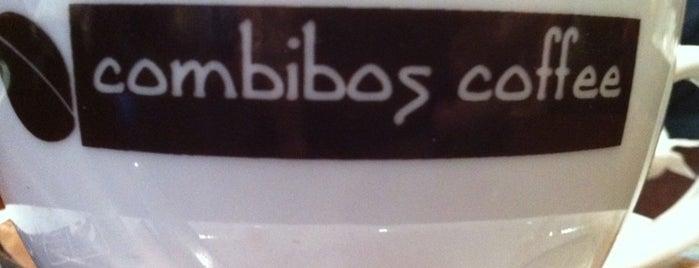 Combibos Coffee is one of The Essential Oxford.