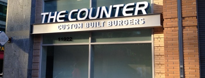 The Counter is one of DC Restaurants.