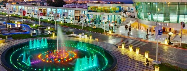 Soho Square Sharm El Sheikh is one of Andriy : понравившиеся места.