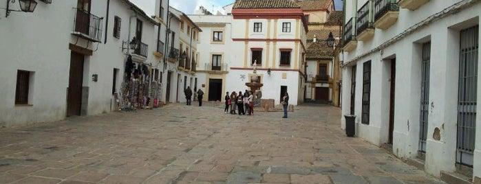 Plaza del Potro is one of Córdoba.