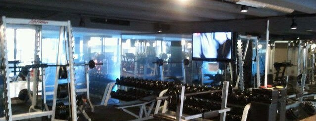 Innpera Hotel Gym is one of İstanbul.