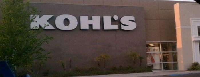 Kohl's is one of Gespeicherte Orte von Vanessa.