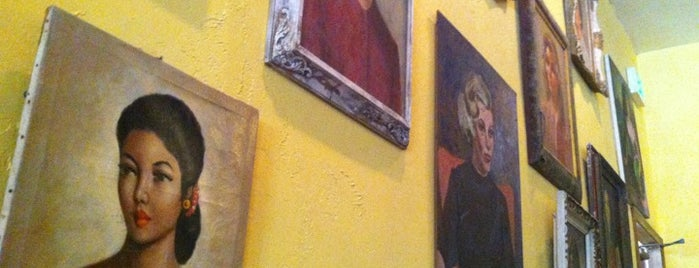 Ponce's Mexican Restaurant is one of Favorite Haunts Insane Diego.