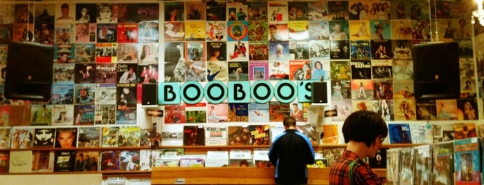 Boo Boo Records is one of Record Shops.