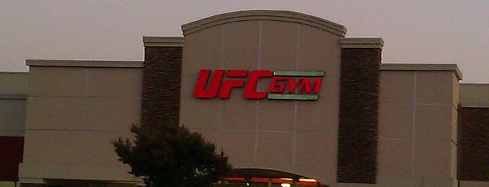 UFC GYM Rosemead is one of #FitBy4sqDay Tips.