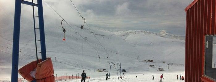 Εθνικό Χιονοδρομικό Κέντρο Σελίου is one of Winter destinations in Greece.