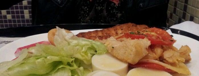 Lanchonete e Restaurante Palma de Ouro is one of P.F. Week.