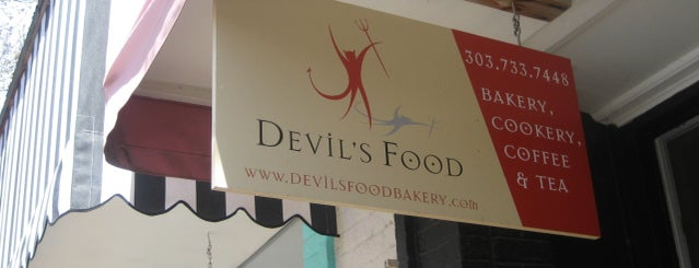 Devil's Food is one of Best of Denver: Food & Drink.