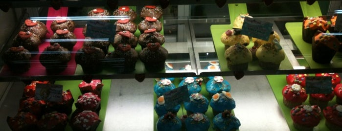 Candy Cakes is one of London's Cupcakeries.