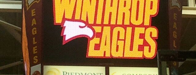 Winthrop Coliseum is one of NCAA Division I Basketball Arenas/Venues.