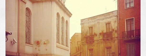 Iglesias is one of Italian Cities.