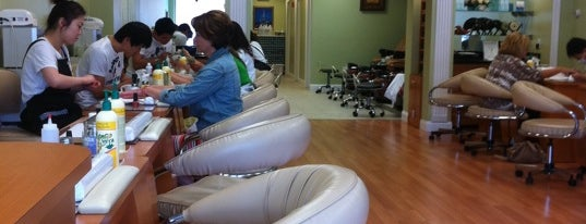 Star Nails & Spa is one of Newport favorites.
