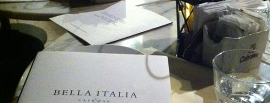 Bella Italia is one of Lugares guardados de Ani.