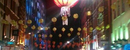 Chinatown is one of Best Things To Do In London.
