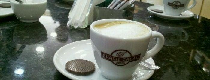 Chocolates Brasil Cacau is one of Locais curtidos por Naldina.