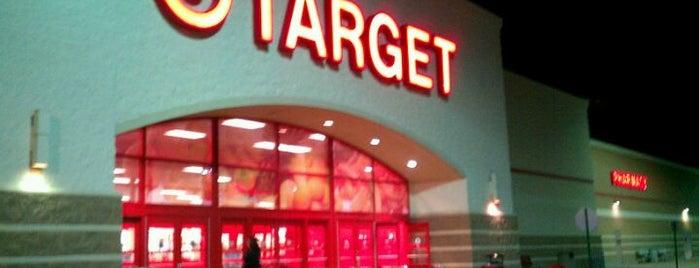 Target is one of Tempat yang Disukai ☕️.