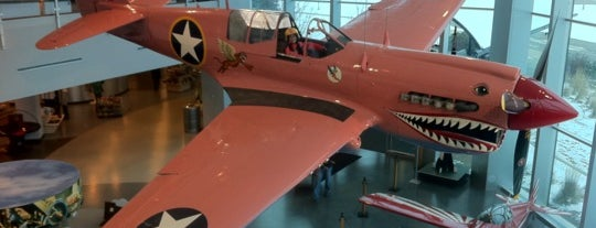 Air Zoo is one of Aviation.