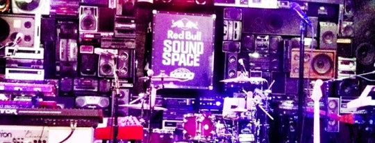 KROQ Red Bull Sound Space is one of Night time hangouts.