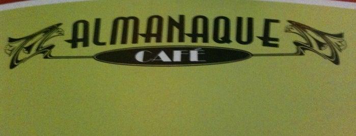 Almanaque Café is one of Bars & Pubs in Campinas.