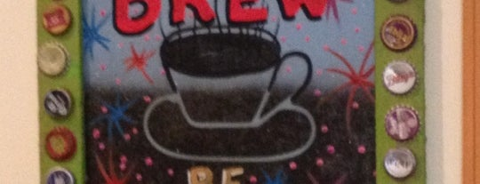 Black & Brew is one of Philadelphia's Best Coffee - 2013.