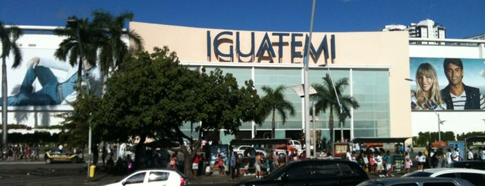 Shopping da Bahia is one of Points de Salvador.