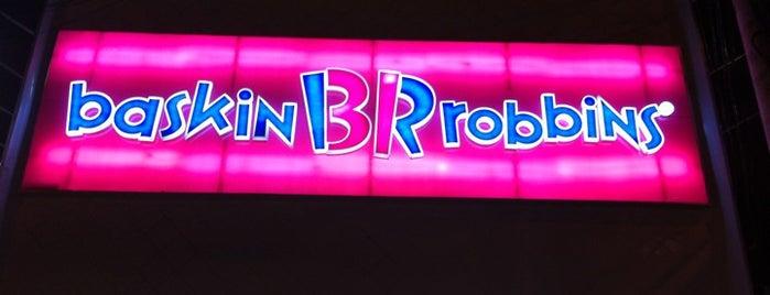 Baskin Robbins is one of Lugares favoritos de Jyothsna.