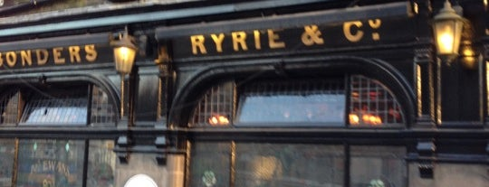 Ryries Bar is one of Lieux qui ont plu à Karie.