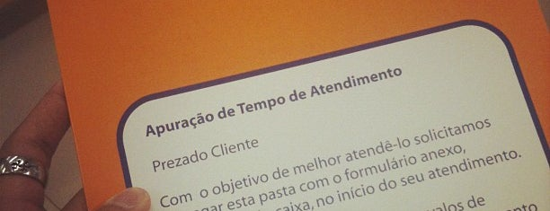 Itaú is one of Agências do Itaú.