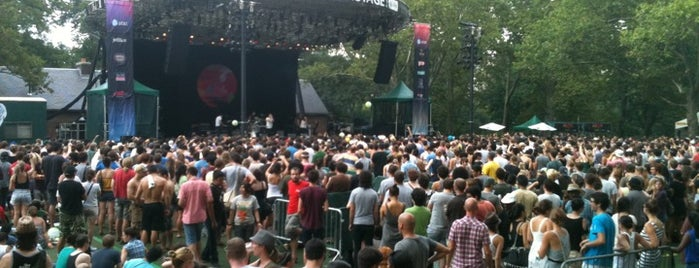 Central Park SummerStage is one of Must-visit Arts & Entertainment in New York.