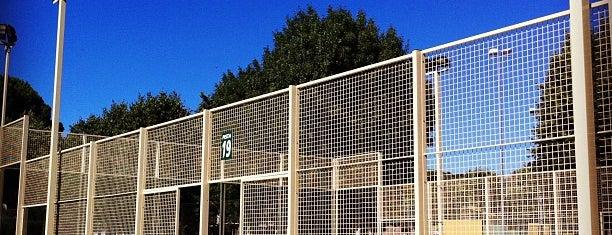 Club Deportivo Somontes is one of Favoritos.