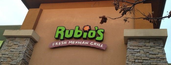 Rubio's Coastal Grill is one of Posti che sono piaciuti a Coco.