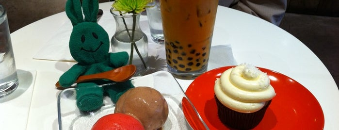 Spot Dessert Bar is one of Dessert Stops.