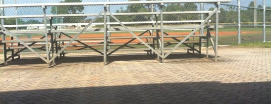 Pinewood Field is one of Todd : понравившиеся места.