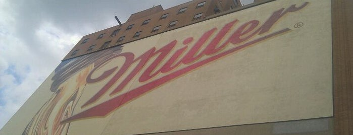 Miller Brewing Company is one of Milwaukee's Best Spots!.