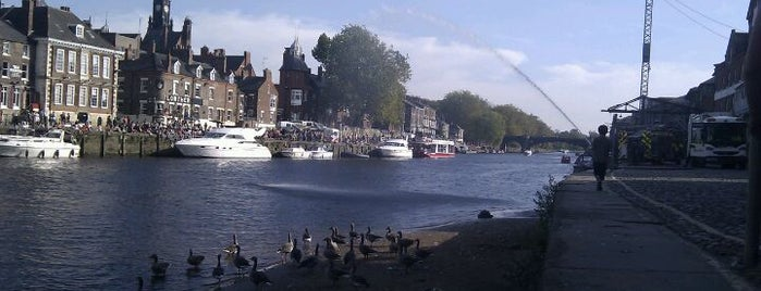 River Ouse is one of Lugares favoritos de Nick.