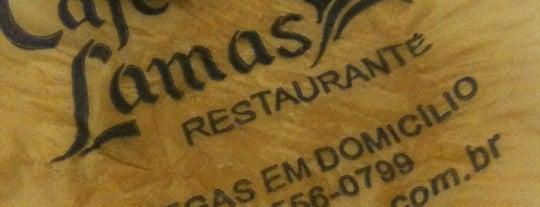 Café Lamas is one of Botecos cariocas.