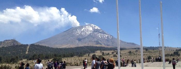 Popocatépetl is one of Posti salvati di JRA.