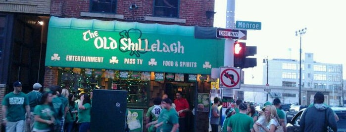 The Old Shillelagh is one of Posti salvati di Christopher.