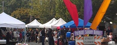 Fremont Sunday Market is one of Posti che sono piaciuti a Bridget.