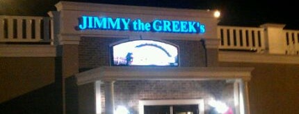 Jimmy The Greek's is one of Bars.