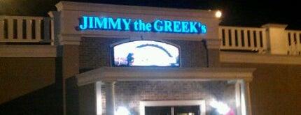 Jimmy The Greek's is one of Restaurants.