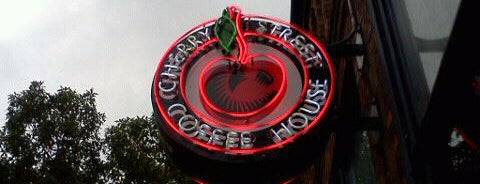 Cherry Street Coffee House is one of Vegan friendly.