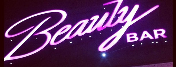 Beauty Bar is one of Voice Media Group.