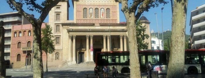 Plaça de la Bonanova is one of 2013 - Espanha.