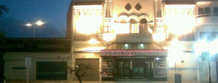 Teatro Colonial is one of Teatros de Buenos Aires.