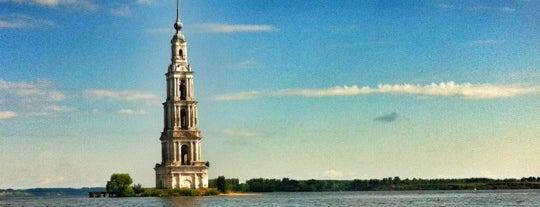 Колокольня Никольского собора is one of Lieux qui ont plu à Anna.