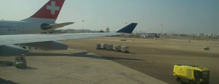 Ben Gurion International Airport (TLV) is one of Airports in Europe, Africa and Middle East.
