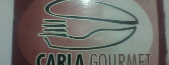 Carla Gourmet is one of M.a. 님이 좋아한 장소.
