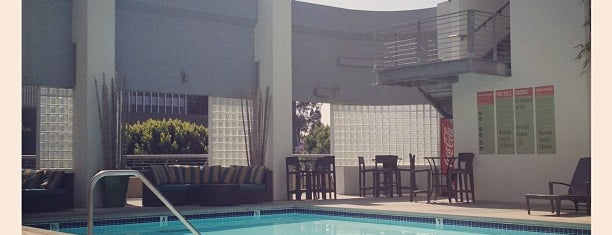 sunset + vine: Pool & Recreation Area is one of Outdoor Fun.